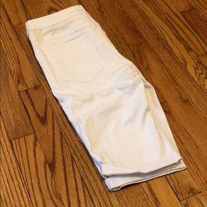 {new york and company} NWT Bermuda shorts